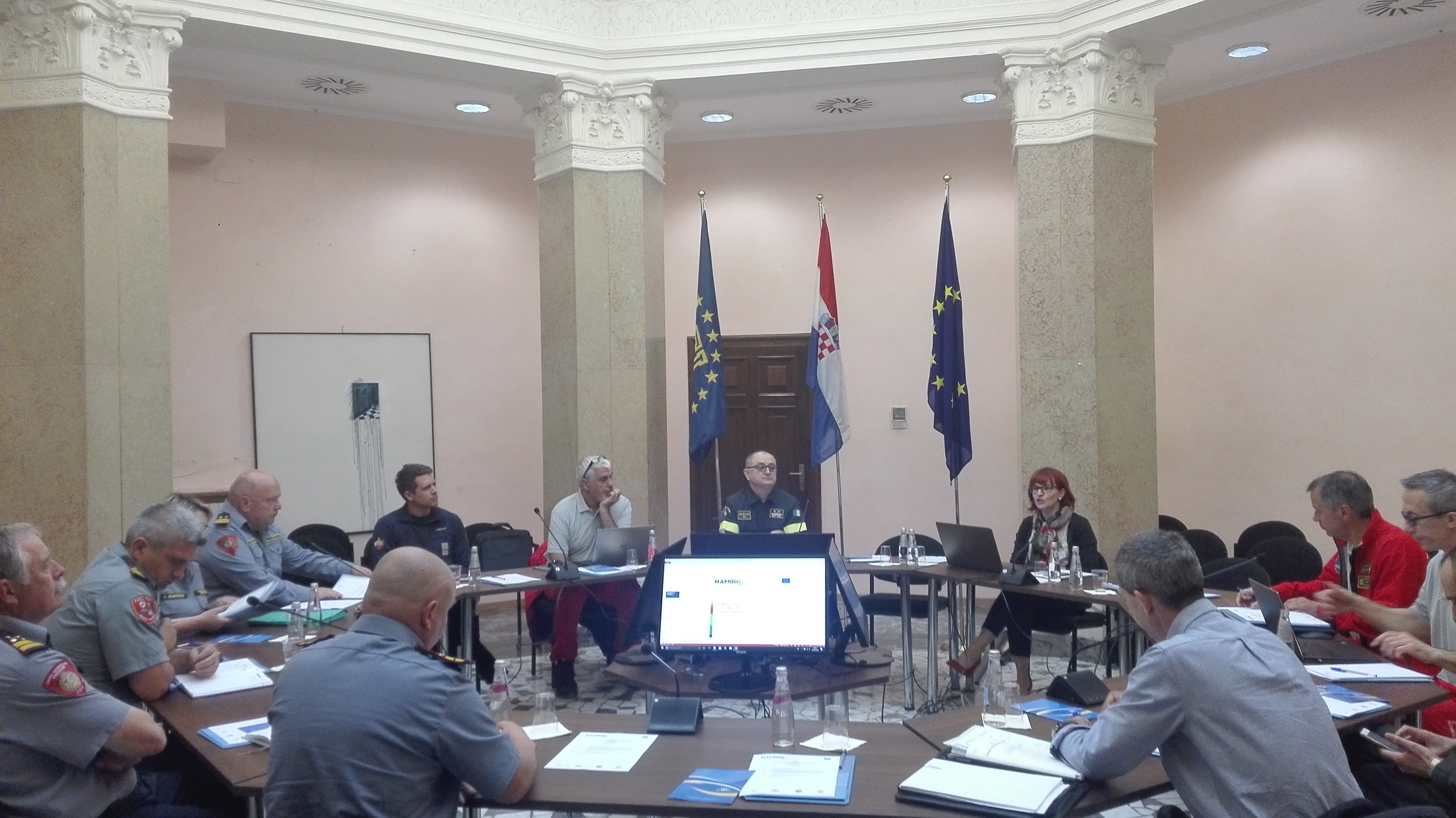 Image - 1st Steering Committee meeting held in Trieste