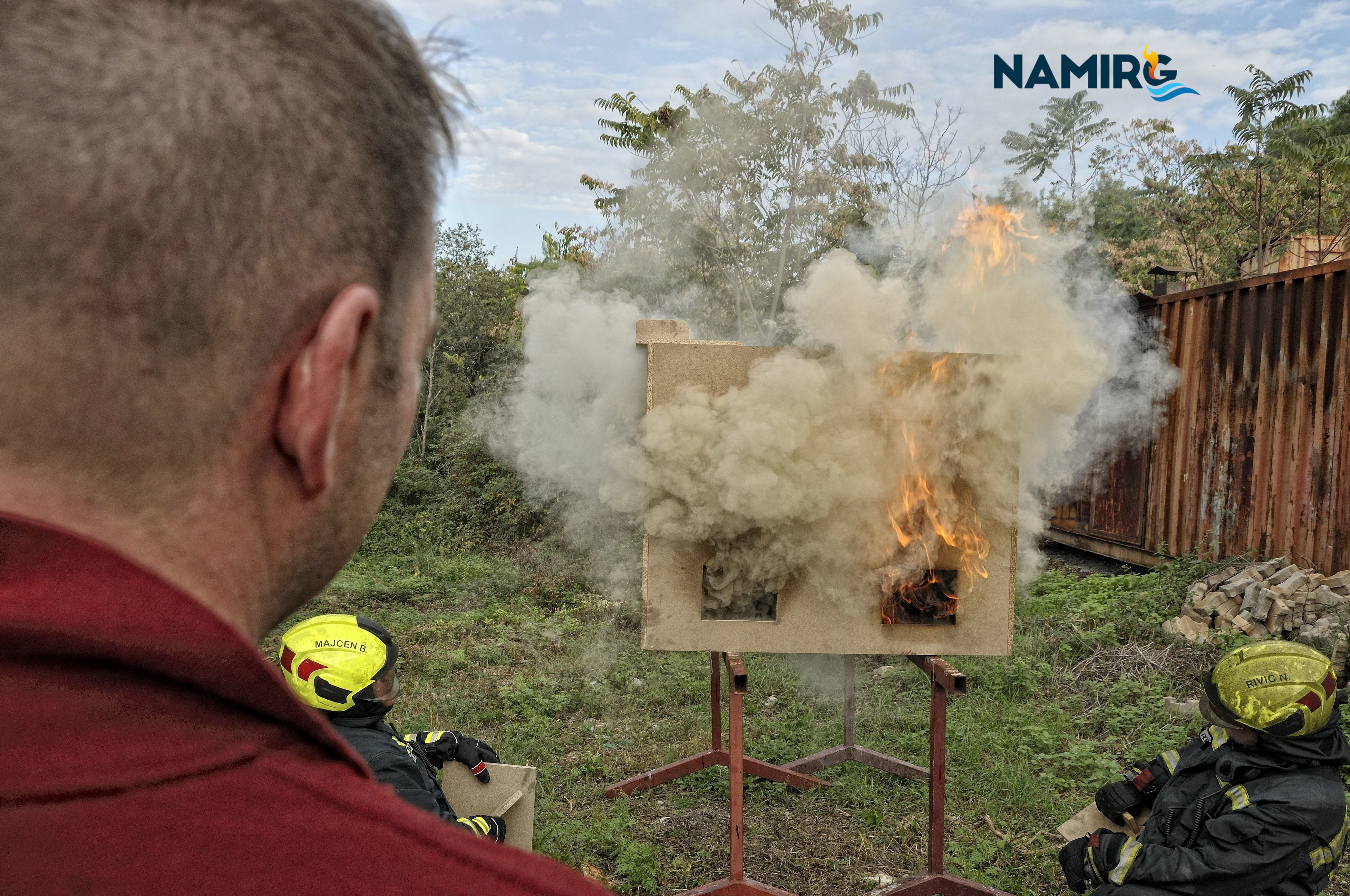 Image - HOT FIRE Training course - II Phase in Rovinj